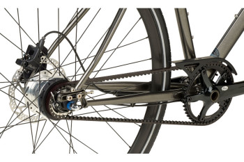 The ultimate clean, grease-free, low-maintenance drivetrain